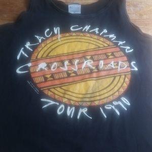 1990 tracy chapman tour tee